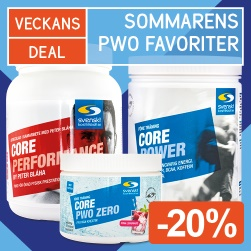 Veckans Deal! Sommarens PWO-favoriter