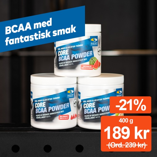 Core BCAA Powder -20 %