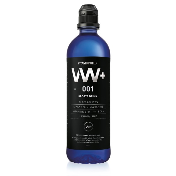 Vitamin Well + 001 - Kort datum