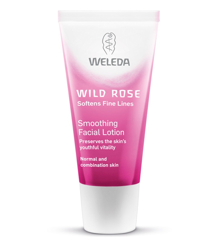 Weleda Wild Rose Smoothing Facial Lotion - Weleda